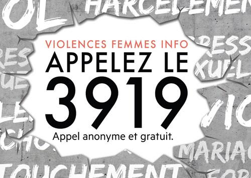 Violences Femmes Infos 3919